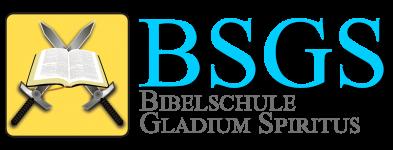 Logo of Bibelschule: Gladium Spiritus